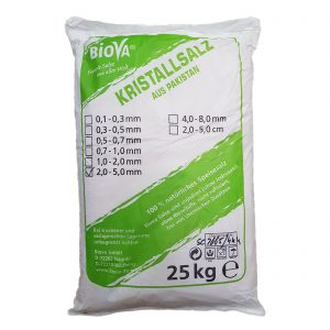 Biova-Kristallsalz-Brocken-25kg Grossgebinde