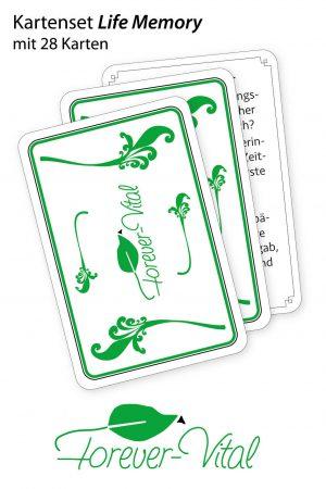Life Memory Karten Set